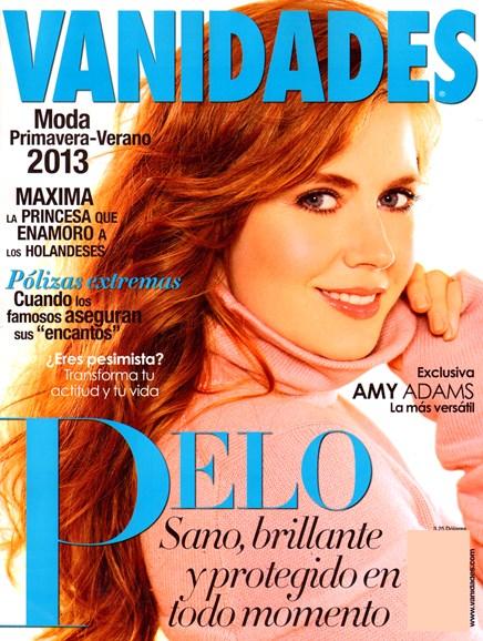 Vanidades Cover - 3/1/2013