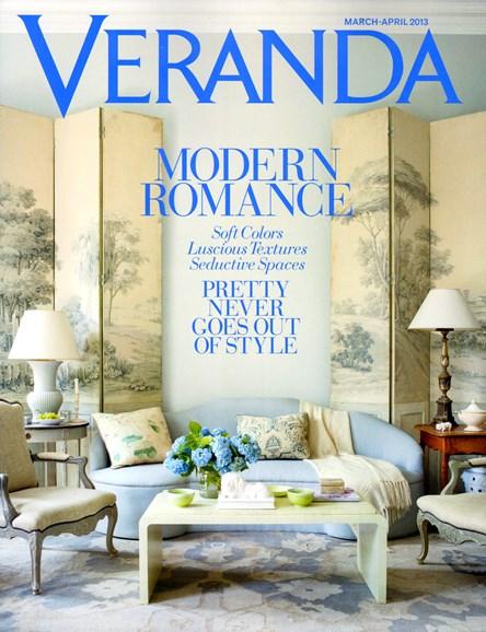 Veranda Cover - 3/1/2013