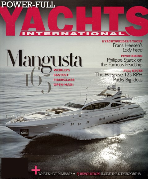 Yachts International Cover - 3/1/2013