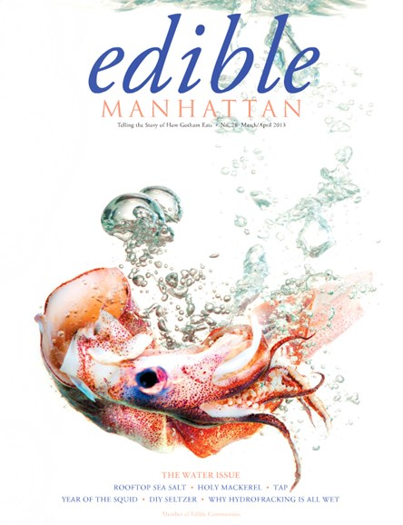 Edible Manhattan Cover - 3/1/2013