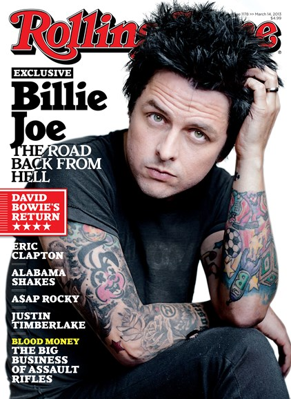 Rolling Stone Cover - 3/14/2013