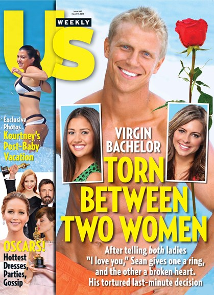 Us Weekly Cover - 3/11/2013