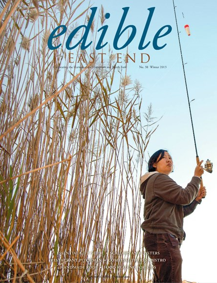 Edible East End Cover - 1/1/2013