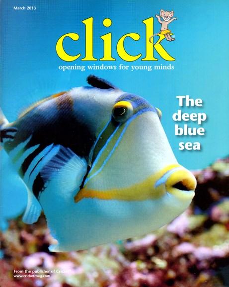 Click Cover - 3/1/2013