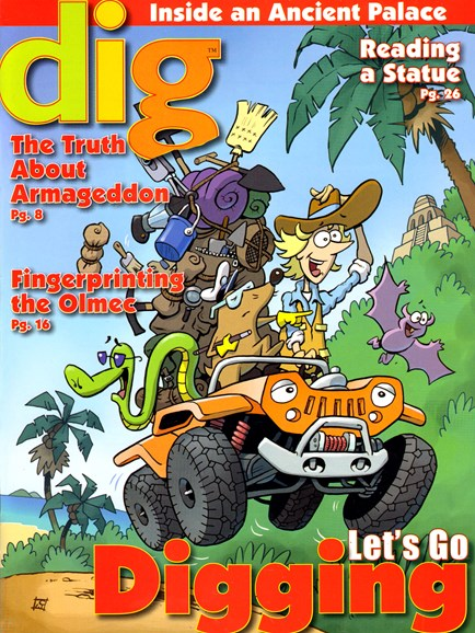 Dig Magazine Cover - 3/1/2013