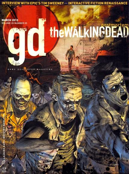 Game Developer Cover - 3/1/2013