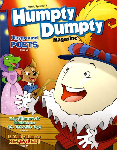 Humpty Dumpty Cover - 3/1/2013