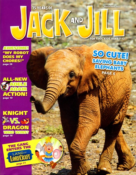 Jack And Jill Cover - 3/1/2013