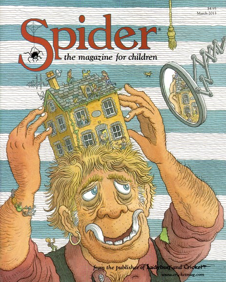 Spider Cover - 3/1/2013