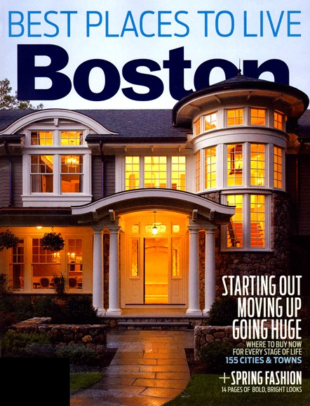 Boston Cover - 3/1/2013