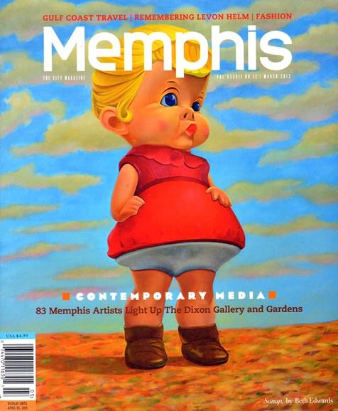 Memphis Cover - 3/1/2013