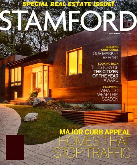 Stamford Magazine Cover - 3/1/2013