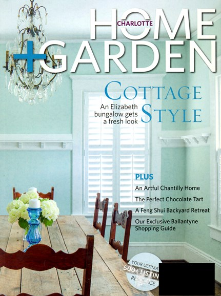 Charlotte Home & Garden Cover - 3/1/2013