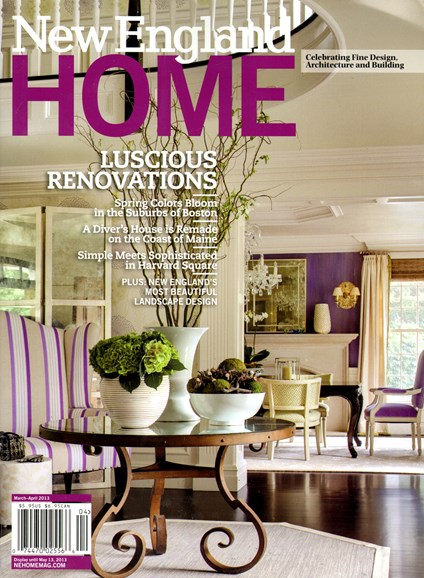 New England Home Cover - 3/1/2013