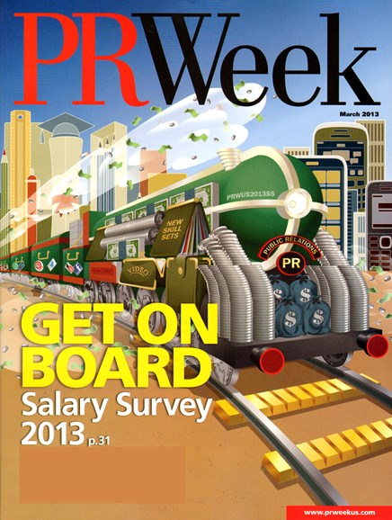 PRWeek Cover - 3/1/2013