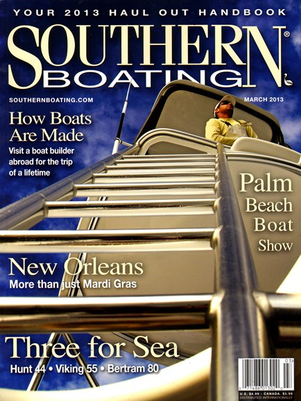 Southern Boating Cover - 3/1/2013