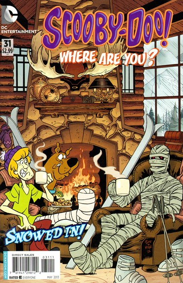 Scooby Doo, Where Are You? Cover - 5/1/2013