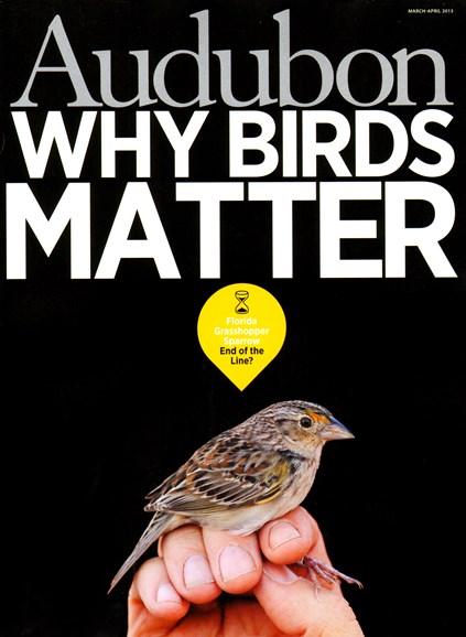 Audubon Cover - 3/1/2013