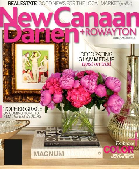New Canaan-Darien Cover - 3/1/2013