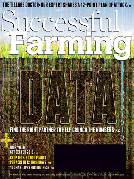 Successful Farming Cover - 3/1/2013