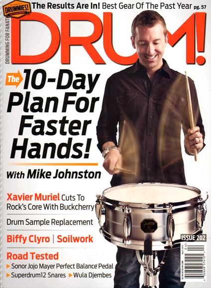 Drum! Cover - 4/1/2013