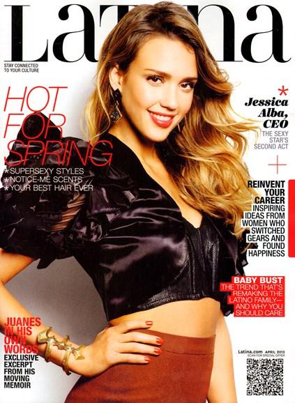 Latina Cover - 4/1/2013
