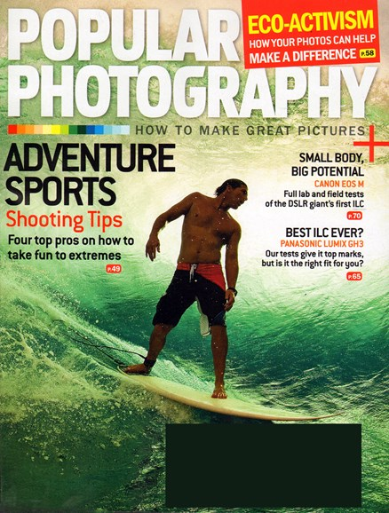 Popular Photography Cover - 4/1/2013