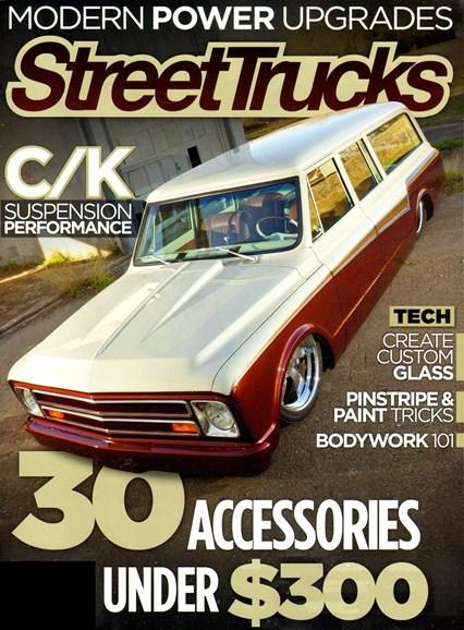 Street Trucks Cover - 4/1/2013