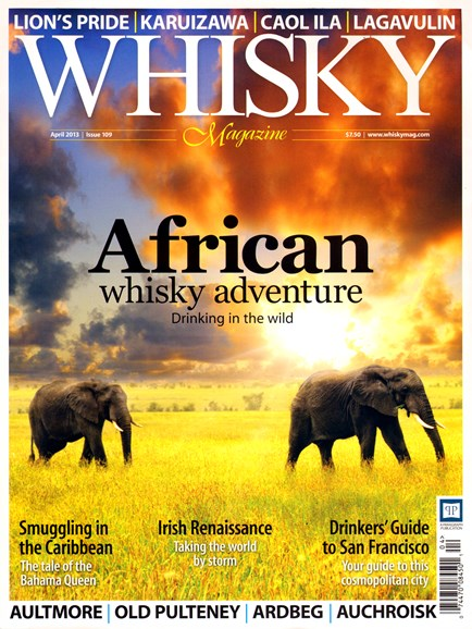 Whisky Cover - 4/1/2013