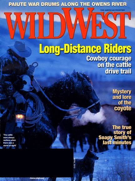 Wild West Cover - 4/1/2013