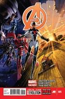 Avengers Comic 4/1/2013