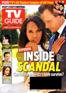 TV Guide Magazine 3/18/2013