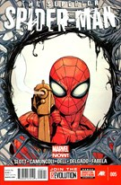 Superior Spider Man Comic 5/1/2013