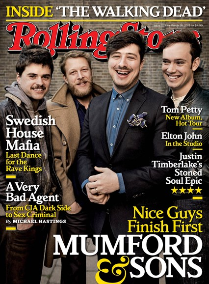 Rolling Stone Cover - 3/28/2013