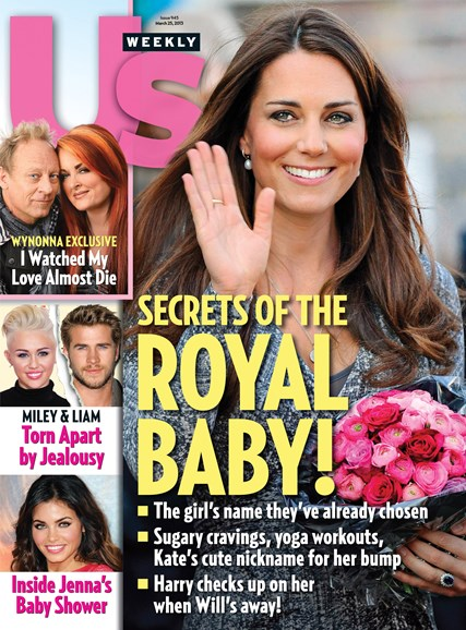 Us Weekly Cover - 3/25/2013