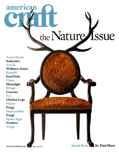American Craft Cover - 4/1/2013