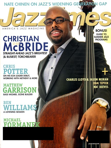 JazzTimes Cover - 4/1/2013