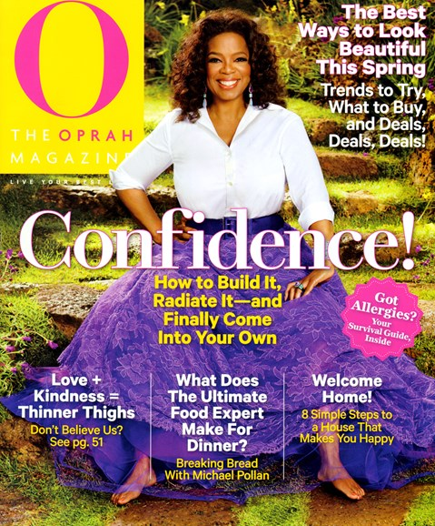 O The Oprah Cover - 4/1/2013