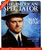 The American Spectator Magazine 4/1/2013