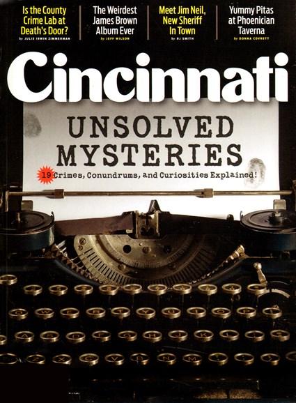Cincinnati Cover - 4/1/2013