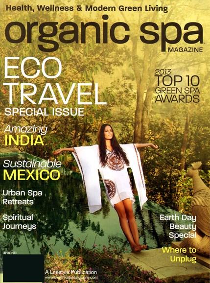 Organic Spa Cover - 4/1/2013