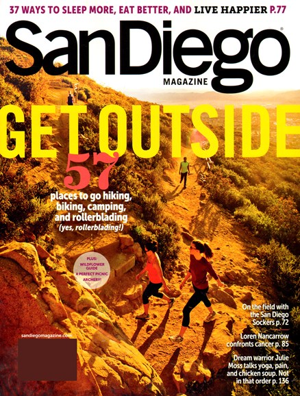San Diego Cover - 4/1/2013