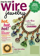 Step By Step Wire Jewelry Magazine 4/1/2013