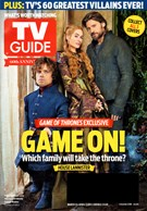 TV Guide Magazine 3/25/2013