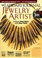 Jewelry Artist Magazine 11/1/2012