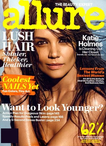 Allure Cover - 4/1/2013
