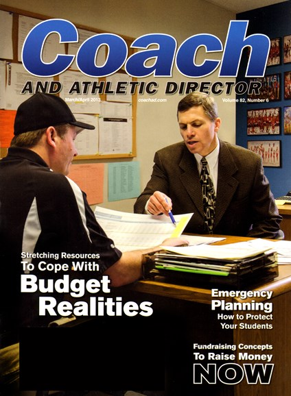 Coach & Athletic Director Cover - 3/1/2013