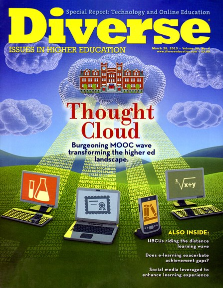Diverse: Issues In Higher Education Cover - 3/28/2013