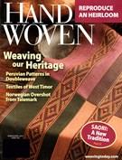 Handwoven Magazine 3/1/2013