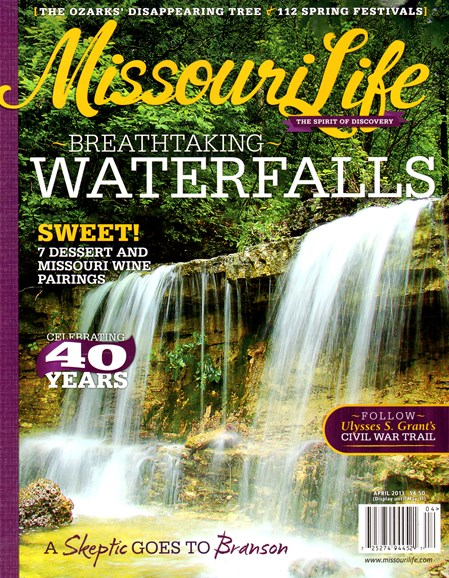 Missouri Life Cover - 4/1/2013